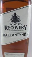 SOLD! BUNDABERG RUM ROAD TO RECOVERY BALLANTYNE CT 700ML