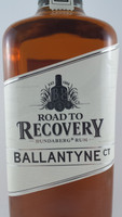 SOLD! BUNDABERG RUM ROAD TO RECOVERY BALLANTYNE CT 700ML-