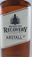 SOLD! BUNDABERG RUM ROAD TO RECOVERY ARSTALL ST 700ML-