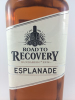 SOLD! BUNDABERG RUM ROAD TO RECOVERY ESPLANADE 700ML