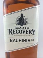 SOLD! BUNDABERG RUM ROAD TO RECOVERY BAUHINIA CT 700ML