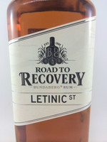 SOLD! BUNDABERG RUM ROAD TO RECOVERY LETINIC ST 700ML-