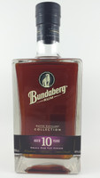 "SOLD! BUNDABERG ""BUNDY"" RUM MASTER DISTILLERS 10 YEAR OLD #2975 700ML"
