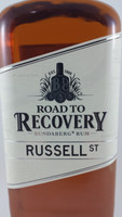 SOLD! BUNDABERG RUM ROAD TO RECOVERY RUSSELL ST 700ML