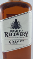 SOLD! BUNDABERG RUM ROAD TO RECOVERY GARY AVE 700ML