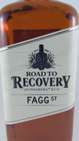 SOLD! BUNDABERG RUM ROAD TO RECOVERY FAGG ST 700ML