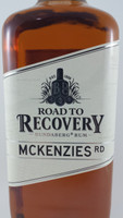 SOLD! BUNDABERG RUM ROAD TO RECOVERY MCKENZIES DR 700ML
