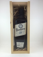 "SOLD! BUNDABERG ""BUNDY"" RUM AGED 18 YEARS #3691 700ML"