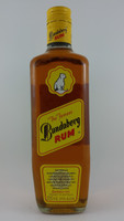 "SOLD! BUNDABERG ""BUNDY"" RUM UP BEAR 2 3 LABEL 700ML-"