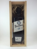 "SOLD! BUNDABERG ""BUNDY"" RUM AGED 18 YEARS #3697 700ML"