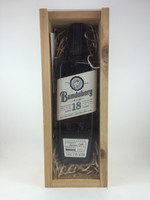 "SOLD! BUNDABERG ""BUNDY"" RUM AGED 18 YEARS #1694 700ML"