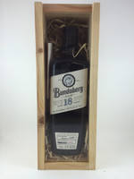 "SOLD! BUNDABERG ""BUNDY"" RUM AGED 18 YEARS #2861 700ML"