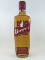 "SOLD! BUNDABERG ""BUNDY"" RUM BEAR 4 RED OLD LABEL 700ML"