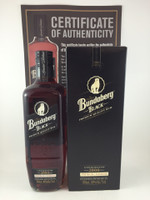 "SOLD! BUNDABERG ""BUNDY"" BLACK 2000 VAT 26 #8480 WITH COA 700ML"