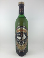 SOLD! GLENFIDDICH 1980S 8 YEAR OLD 750ML
