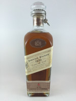 SOLD! JOHNNIE WALKER 1820 700ML