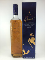 SOLD! JOHNNIE WALKER QUEST CASK CONDITIONED 750ML