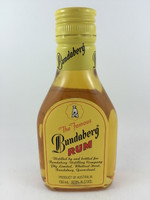 SOLD! BUNDABERG RUM UP BEAR 1 150ML