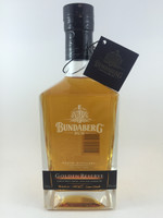 SOLD! BUNDABERG RUM MDC GOLDEN RESERVE #NO11845 700ML NECK TAG