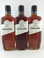 SOLD! BUNDABERG RUM BOLD BARREL, SHERRYS GHOST & STORMY PORT 700ML