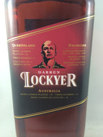 SOLD! BUNDABERG RUM DARREN LOCKYER #1579 700ML