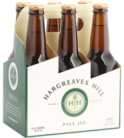 HARGREAVES HILL PALE ALE 330ML CASE OF 24