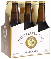 HARGREAVES HILL GOLDEN ALE 330ML CASE OF 24