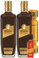 BUNDABERG RUM COFFEE & CHOCOLATE ROYAL LIQUEUR BONUS BON BON & SELECT VAT MINI