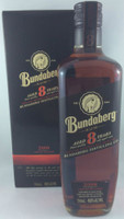 SOLD! BUNDABERG RUM 2008 8 YEAR OLD BOXED 700ML DRINKER