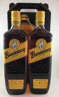 SOLD! BUNDABERG RUM UP BEAR 4 PACK 1125ML