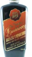 SOLD! BUNDABERG RUM ROYAL LIQUEUR SINGLE LABEL 750ML