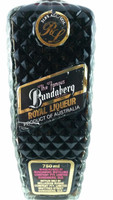 "BUNDABERG ""BUNDY"" RUM ROYAL LIQUER CRYSTAL CUT 750ML"