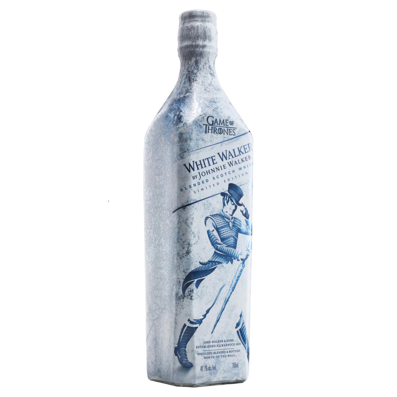 Johnnie Walker White Walker Limited Edition