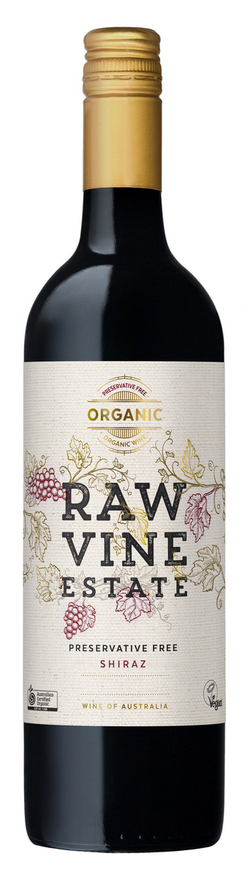 Raw Vine Estate Shiraz