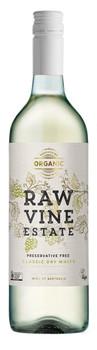 Raw Vine Estate Classic Dry White Organic Preservative Free