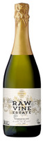 Raw Vine Estate Sparkling Blanc de Blanc Organic Preservative Free