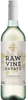 Raw Vine Estate Sauvignon Blanc Organic Preservative Free