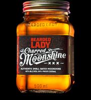Bearded Lady Charred Moonshine 500ml