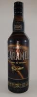 Bacchus Salted Caramel Creme de Caramel 700ml