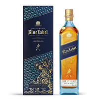 Johnnie Walker Blue Year of the Rat  037907 750ml