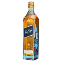 Johnnie Walker Blue Label Australia Limited 0964 750ml