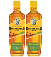 Bundaberg Australian Bushfire Regeneration Rum Twin Pack 700ml