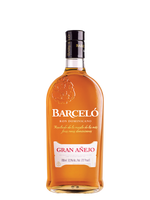 RON BARCELO GRAN AÑEJO RUM 700ML