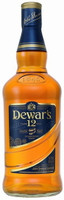 Dewars 12 Year Old 700ml