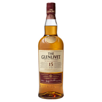 The Glenlivet French oak Reserve 15 Year Old 700ml