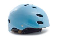 Baby Blue Bike Helmet