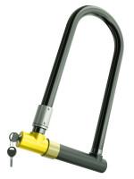 Yellow Bike Lock
