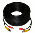 5 metre plug and play BNC video and DC power cable