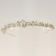 Vintage Style Crystal Tiara