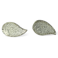Reticulated Silver Studs